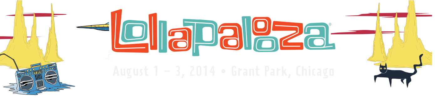Lollapalooza 2014 Travel Packages