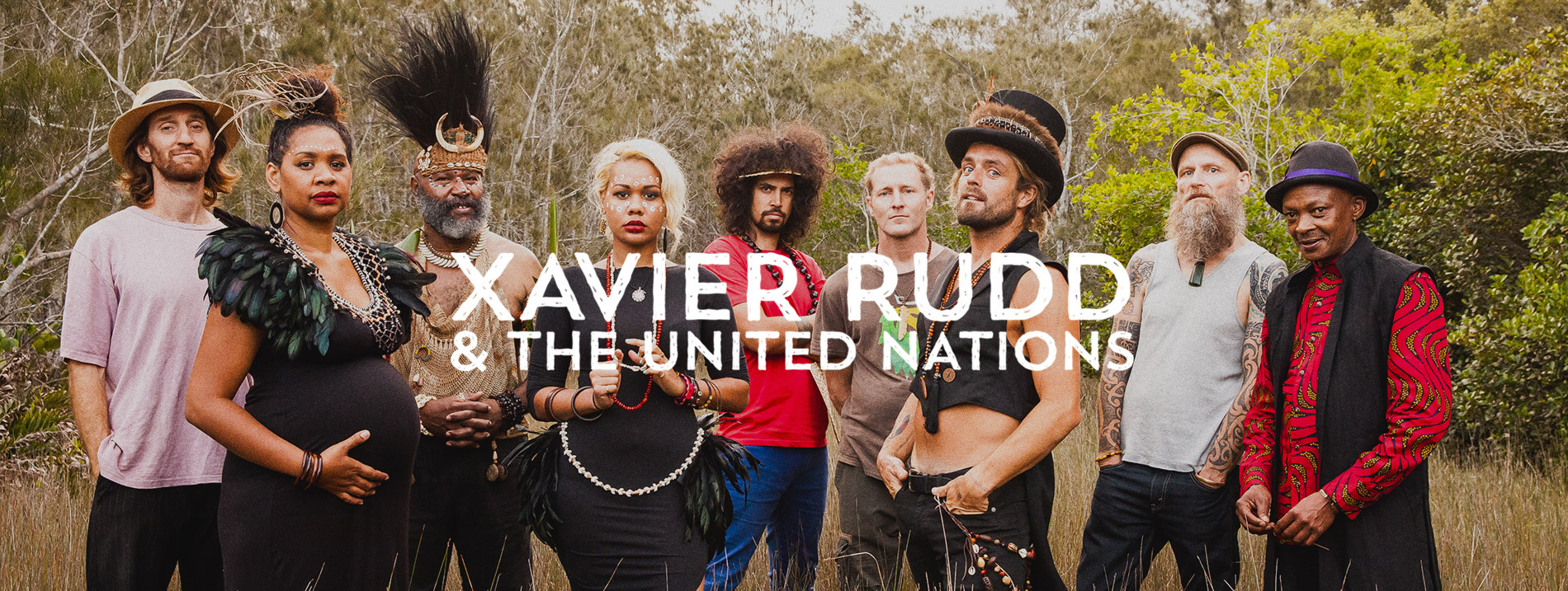 Xavier Rudd & The United Nations Tour 2015