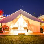 Coachella Safari Tent