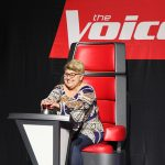 The Voice - Blake's Chair