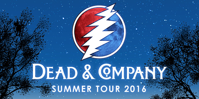 Dead And Company Summer 2016 Tour