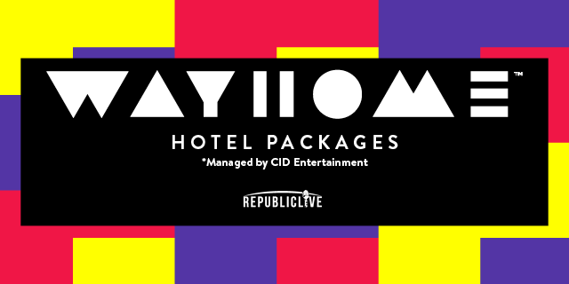 Wayhome 2016 Hotel Packages