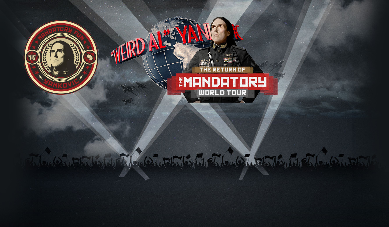 """Weird Al"" Yankovic: The Mandatory World Tour 2016"
