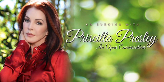 An Evening With Priscilla Presley