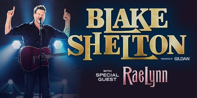 Blake Shelton Fall Tour 2016