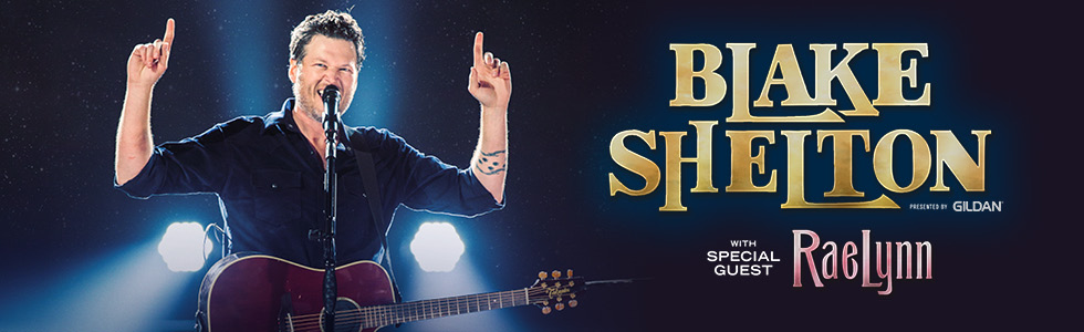 Blake Shelton Fall Tour 2016