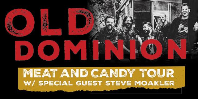 Old Dominion 2016 Tour