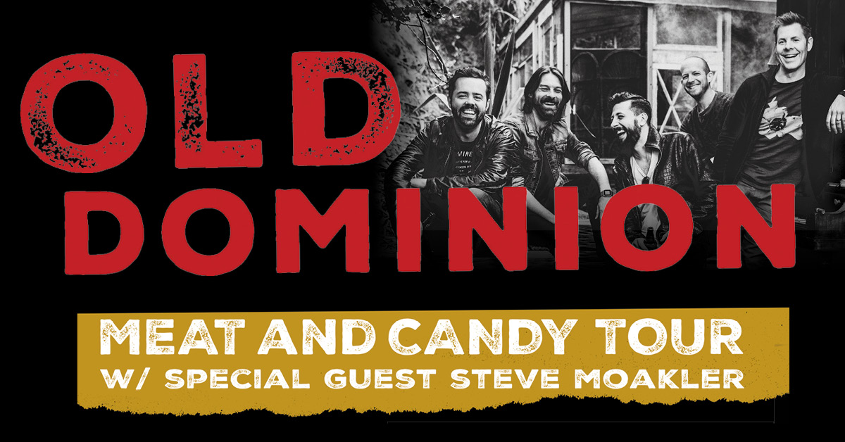 Old Dominion Vip Experience