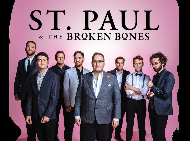 St. Paul and the Broken Bones at the Ryman Auditorium