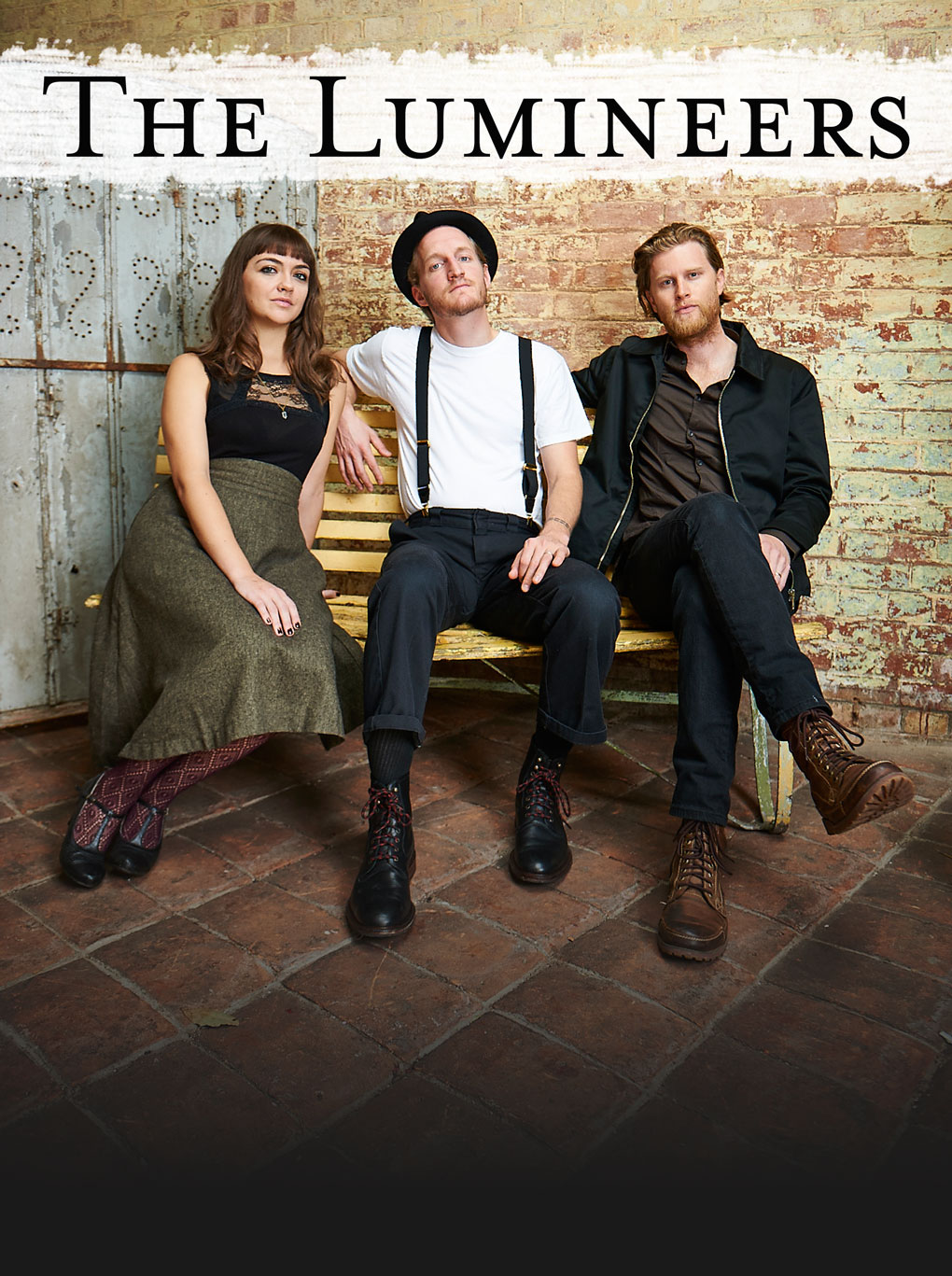 The Lumineers: The Cleopatra World Tour Continues