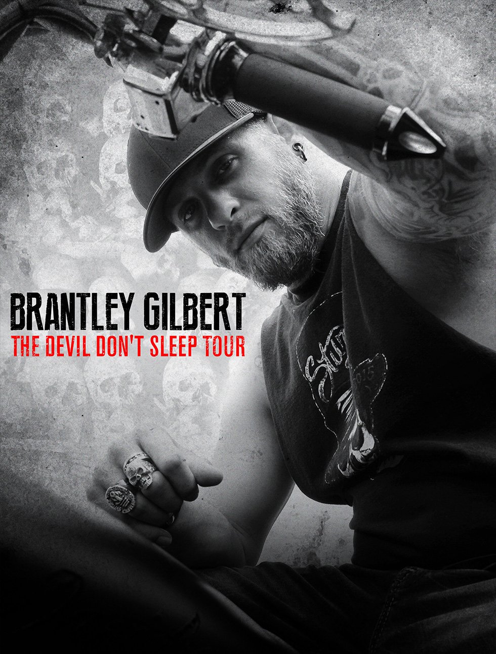 Brantley Gilbert The Devil Don't Sleep Tour 2017