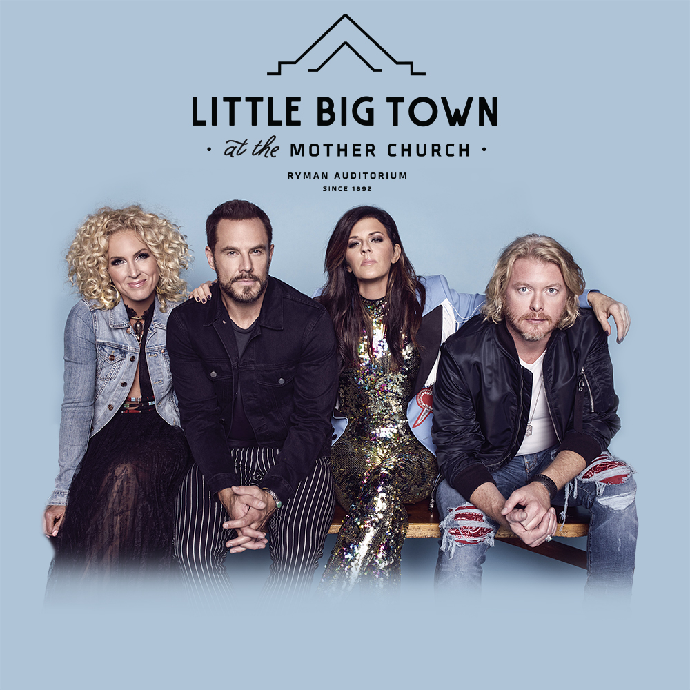 Little Big Town Residency at the Ryman
