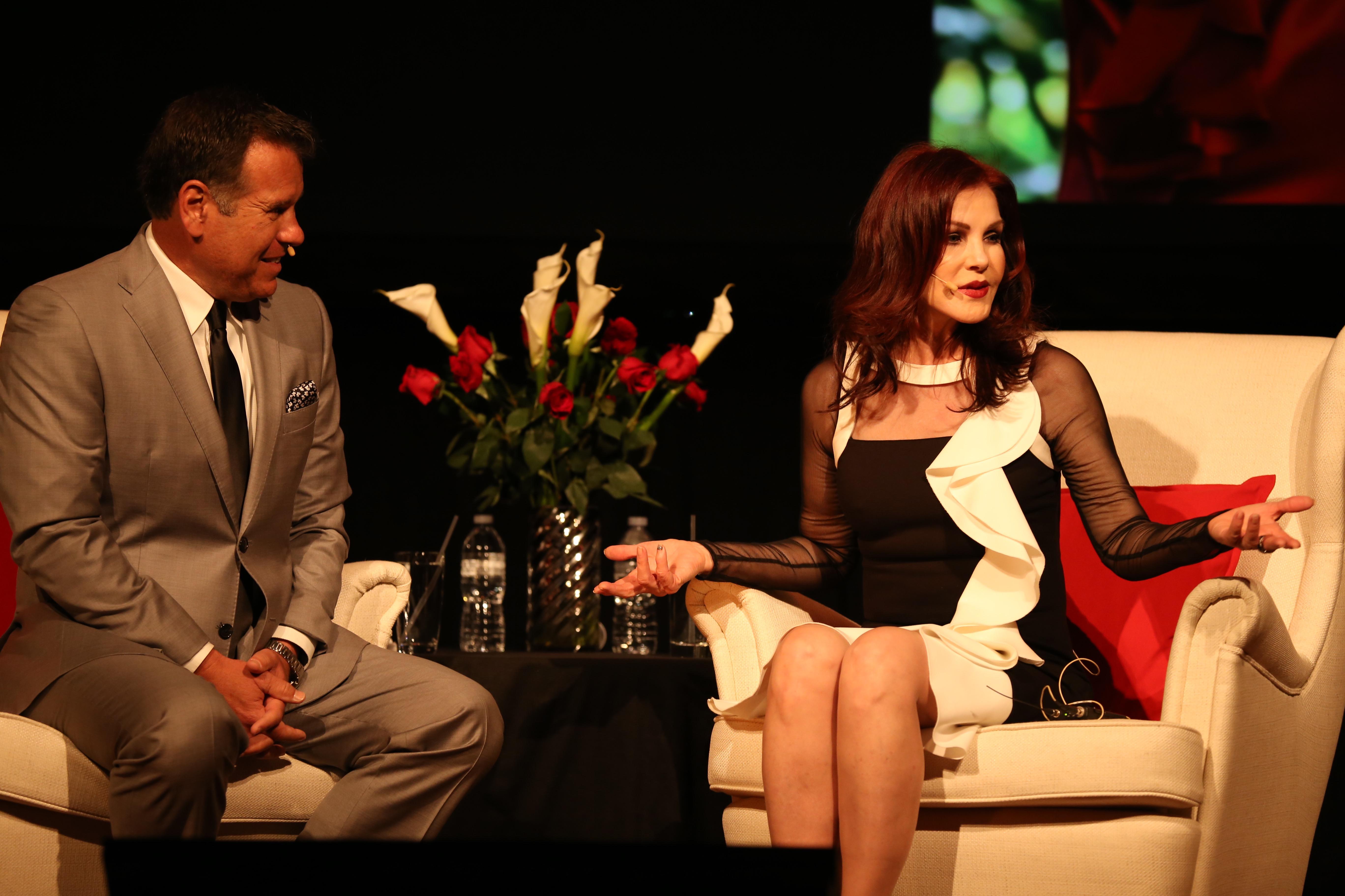 An Evening With Priscilla Presley An Open Conversation