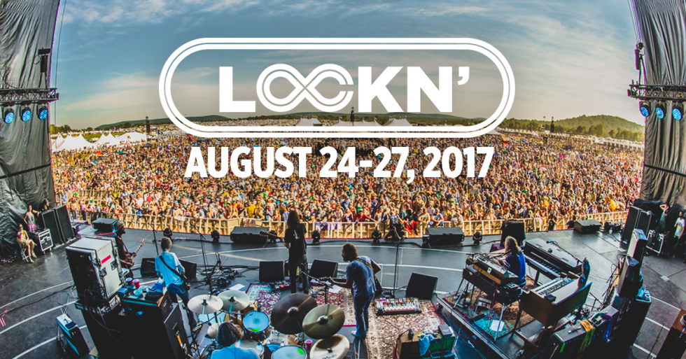 LOCKN' 2017 Travel Packages