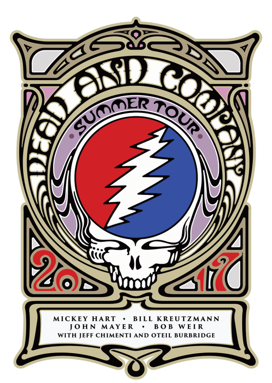 Dead and Company 2017 Travel Packages