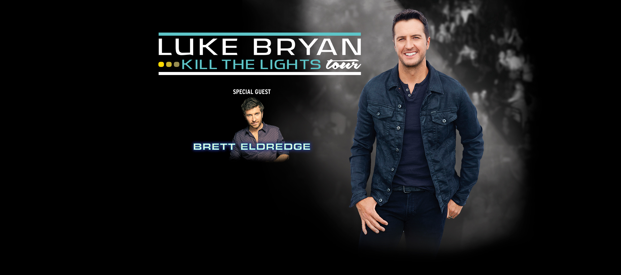 Luke Bryan Past Tour Dates