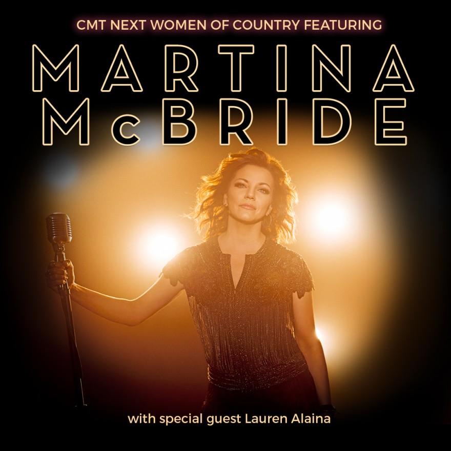 Martina McBride 2017 Tour