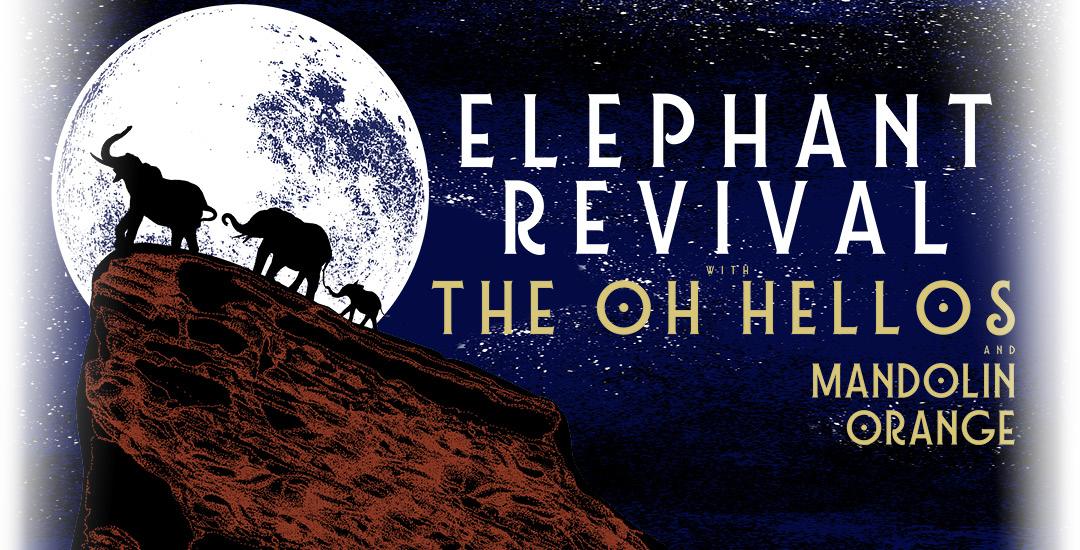 Elephant Revival at Red Rocks 2017