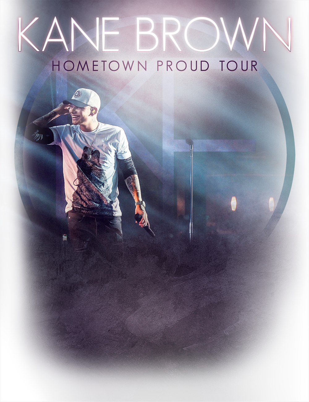 Kane Brown Hometown Proud Tour 2017