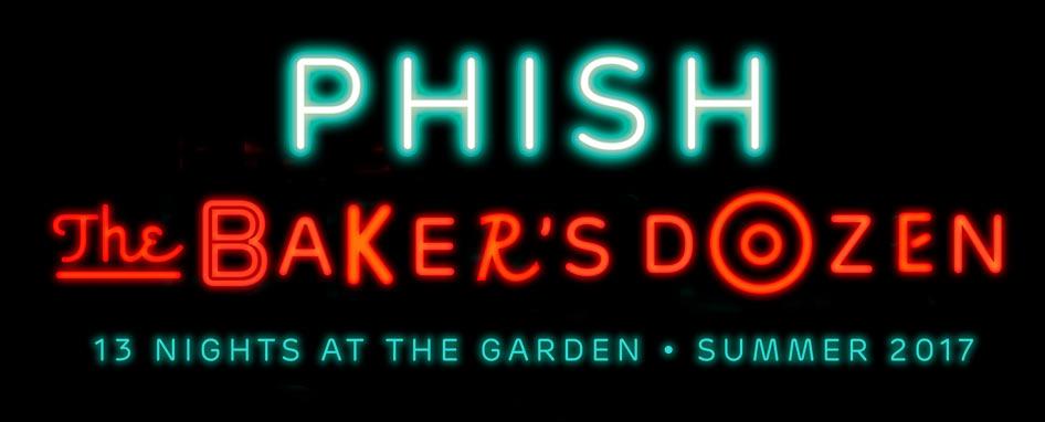 Phish: The Baker's Dozen