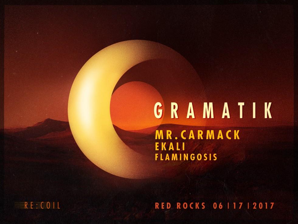 Gramatik at Red Rocks 2017