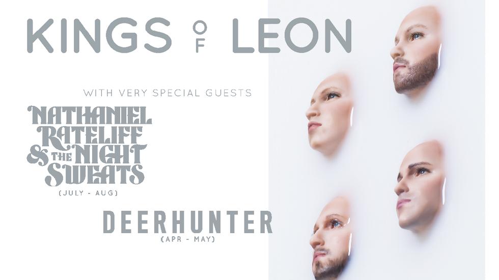 Kings of Leon Tour 2017
