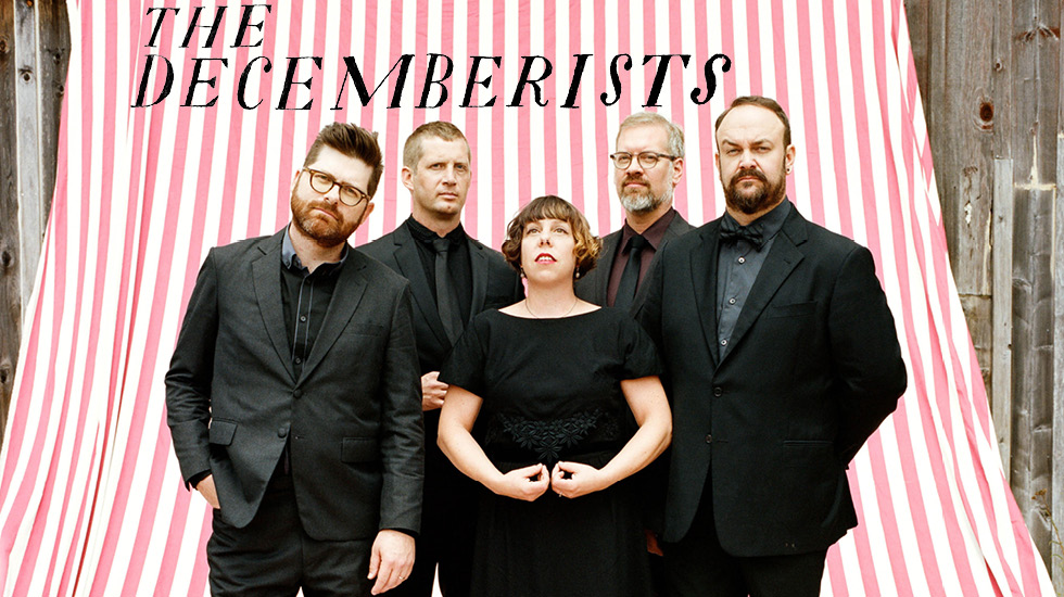 The Decemberists – The Shuffling Off to Ragnarök Summer Tour 2017