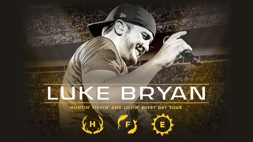 luke bryan huntin 39 fishin 39 and lovin 39 every day tour 2017