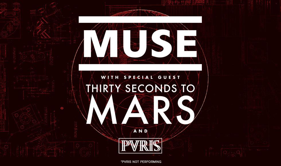 Muse Tour 2017