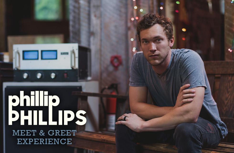Phillip Phillips Tour : phillip phillips meet greet experience ~ Vivirlamusica.com Haus und Dekorationen