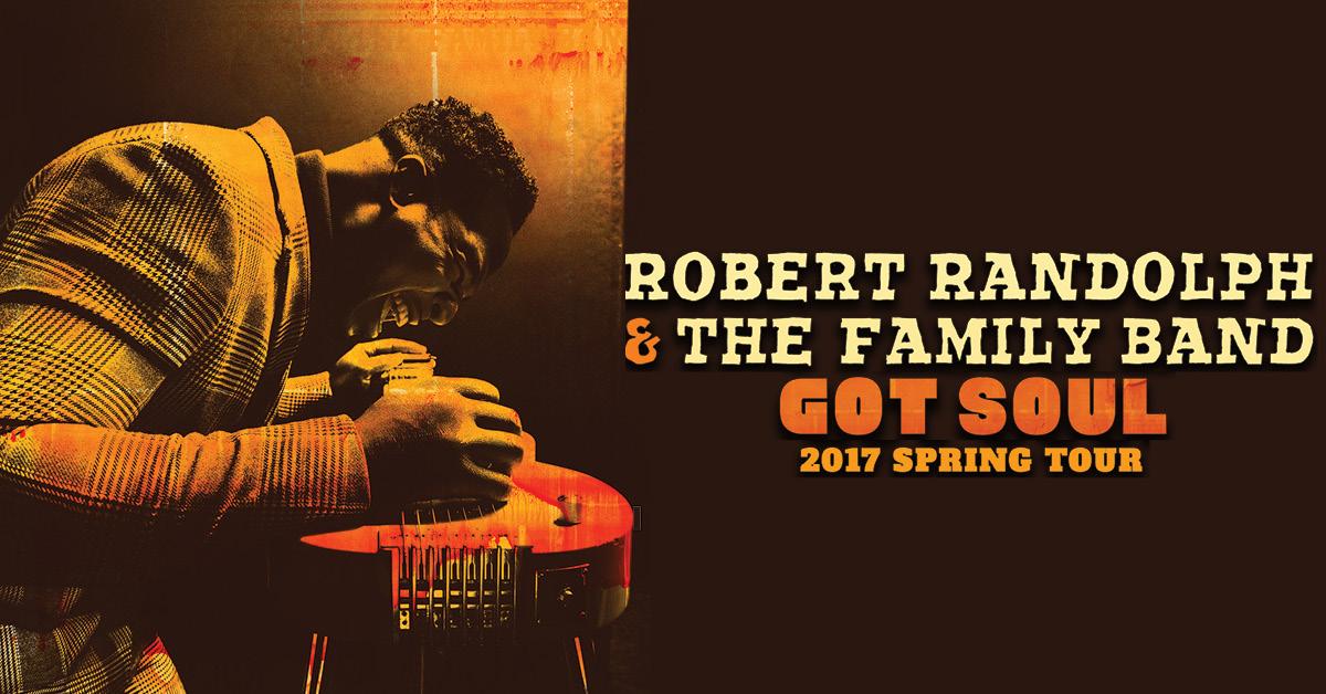 Robert Randolph Amp The Family Band Soundcheck Upgrades