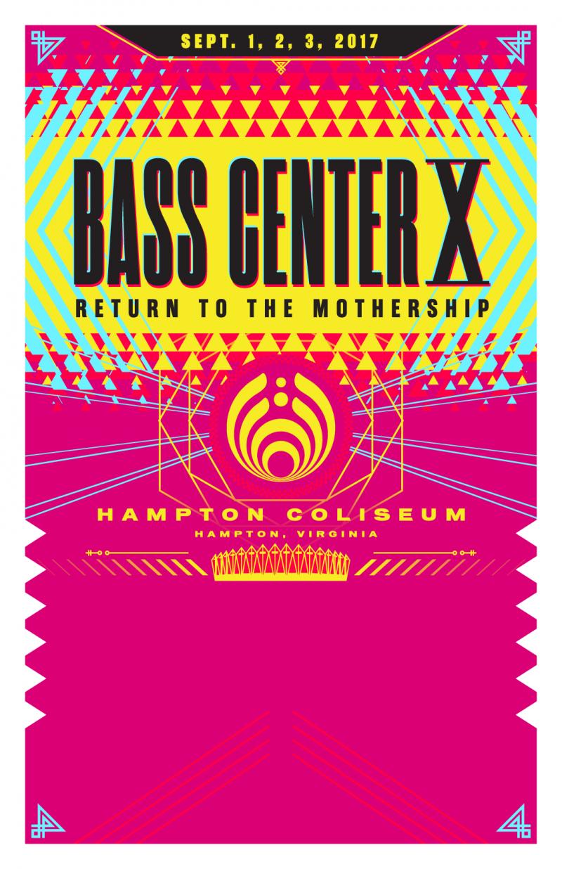 BASS CENTER X 2017