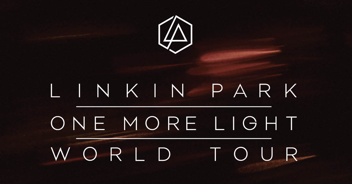 Linkin Park One More Light World Tour Experience