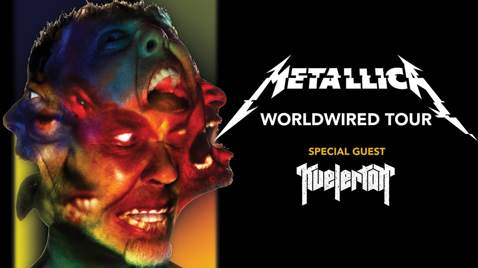 Metallica European Tour 2017
