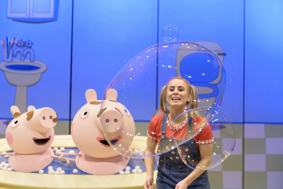 Peppa Pig Live Tickets Peppa Pig S Surprise Tour 2018