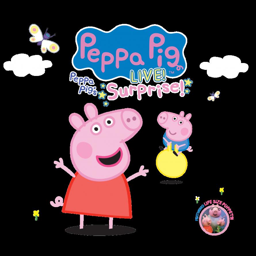 Peppa Pig's Surprise 2017 Tour