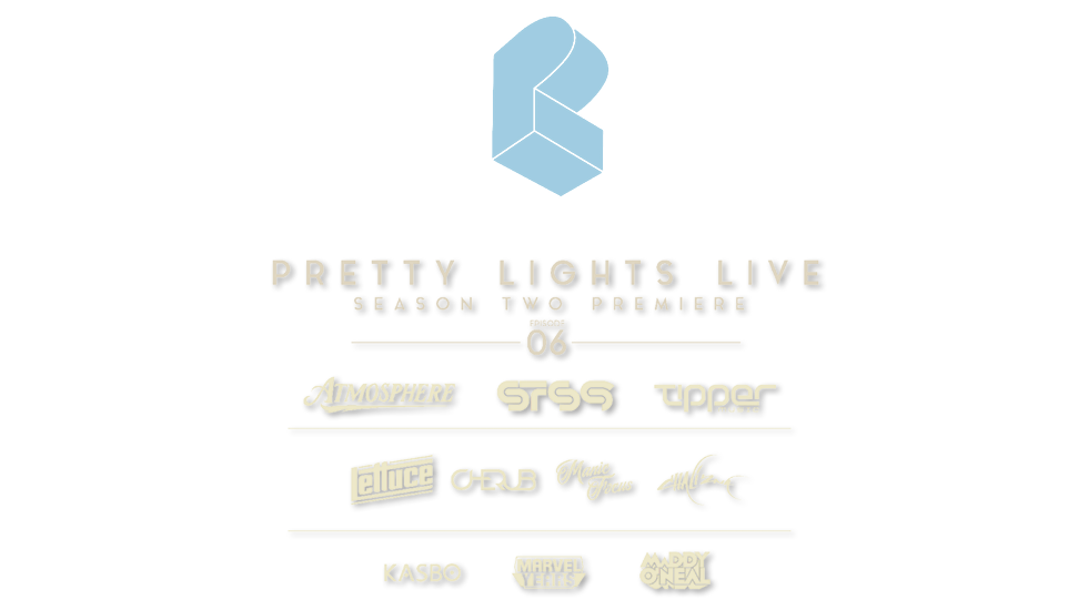 Pretty Lights at The Gorge Amphitheatre | August 4-5