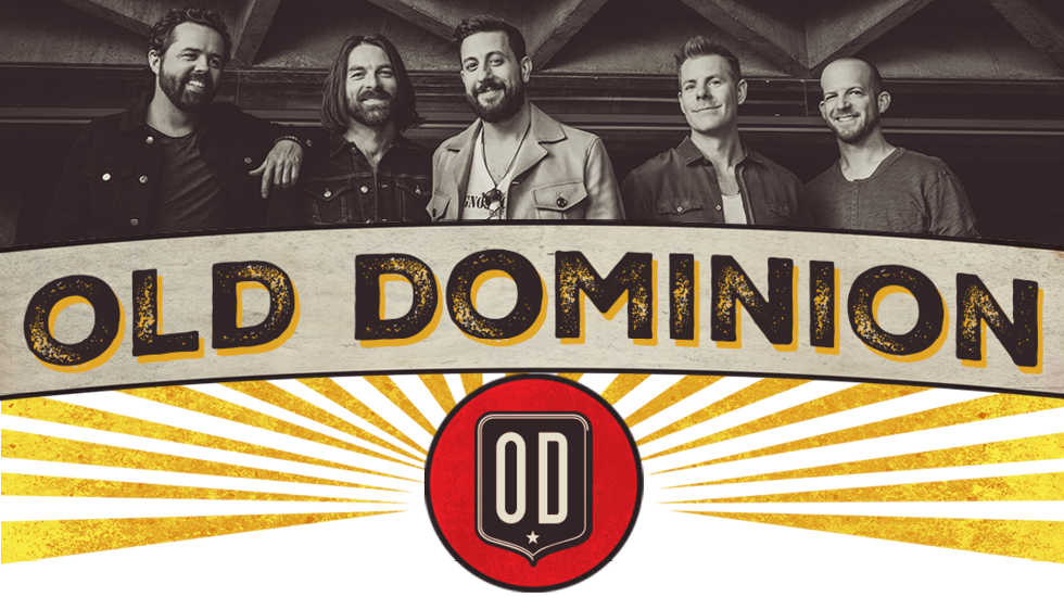 Old Dominion Fall Tour 2017