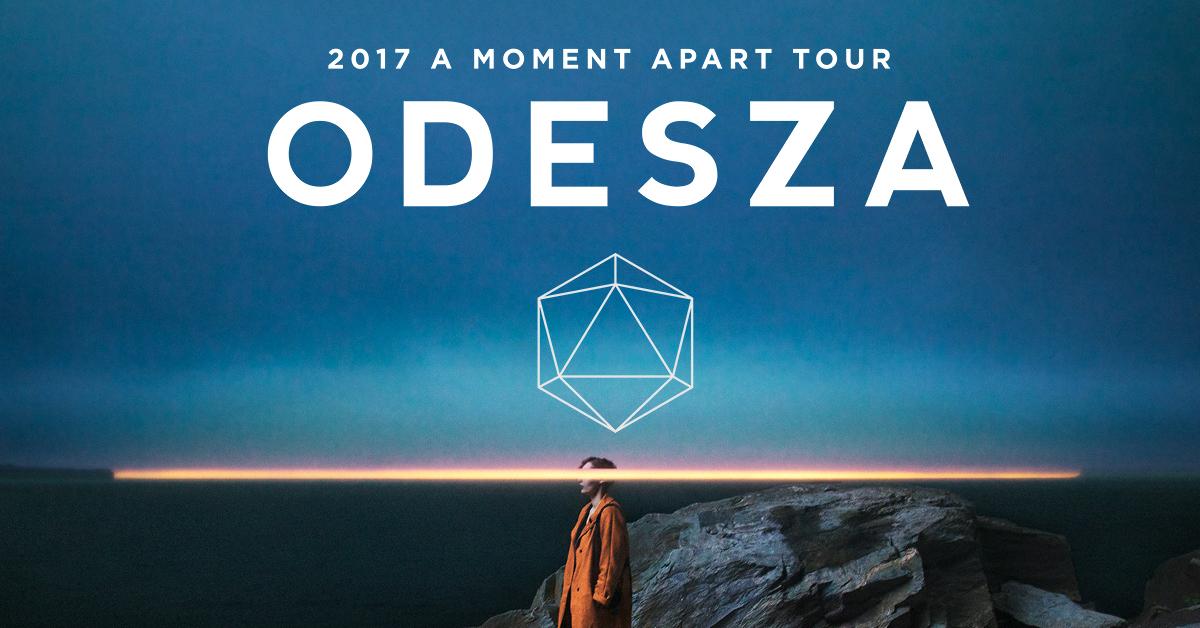 Odesza A Moment Apart Tour