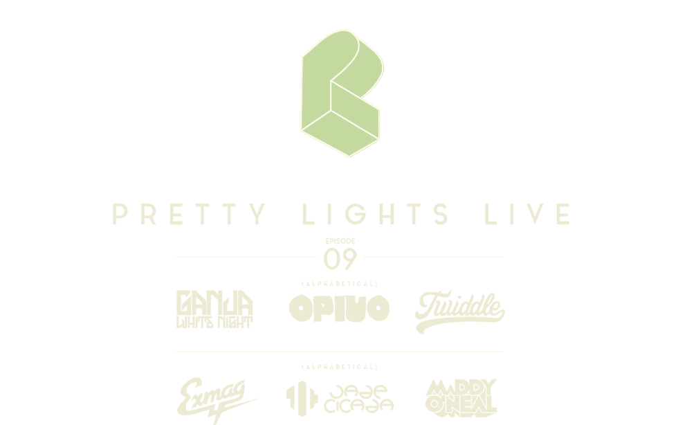 Pretty Lights at Bank of New Hampshire Pavilion | September 15-16