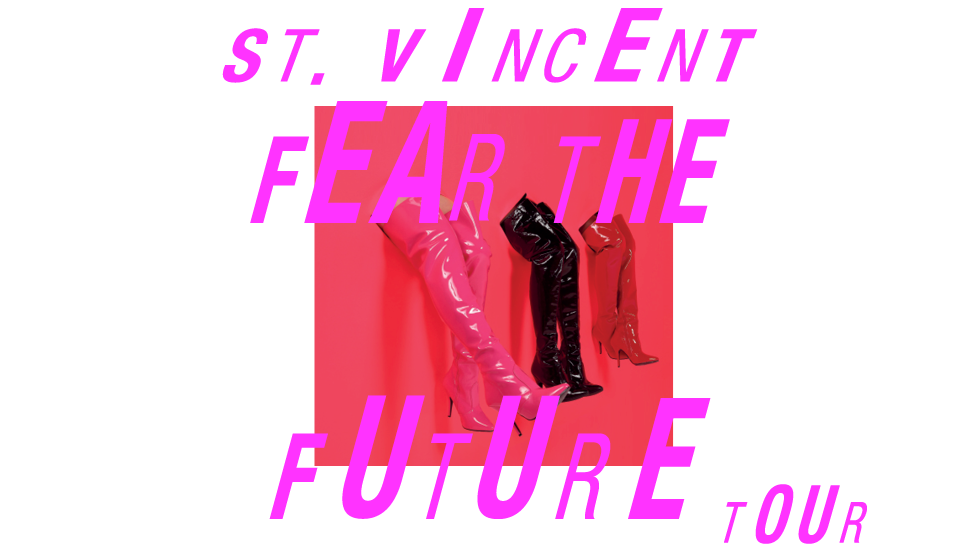 St. Vincent Fall Tour 2017