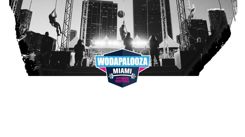 Wodapalooza Miami Fitness Festival 2018