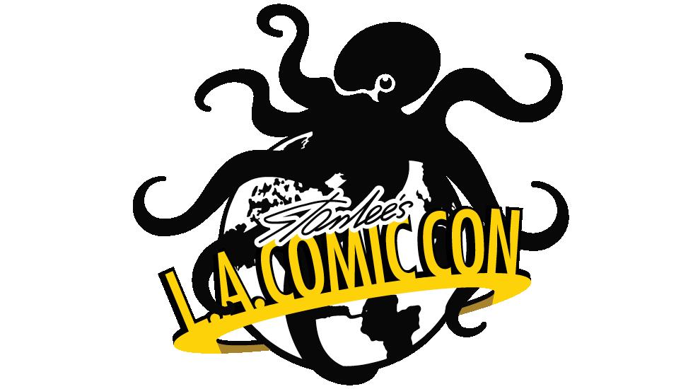 LA Comic Con 2017