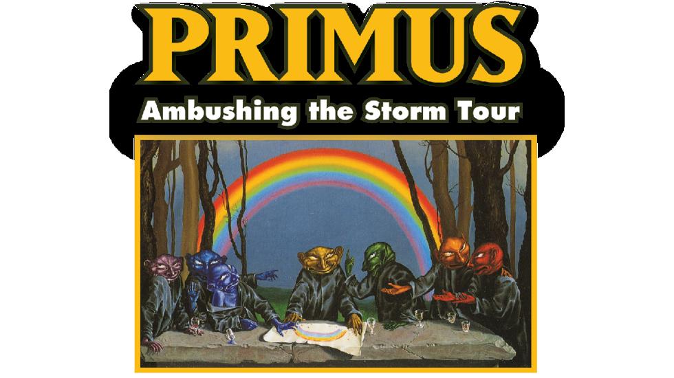 Primus Australian Tour 2018
