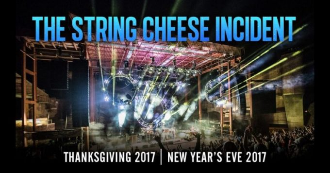 The String Cheese Incident 2017