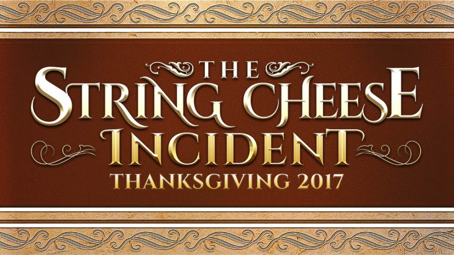 The String Cheese Incident Thanksgiving 2017