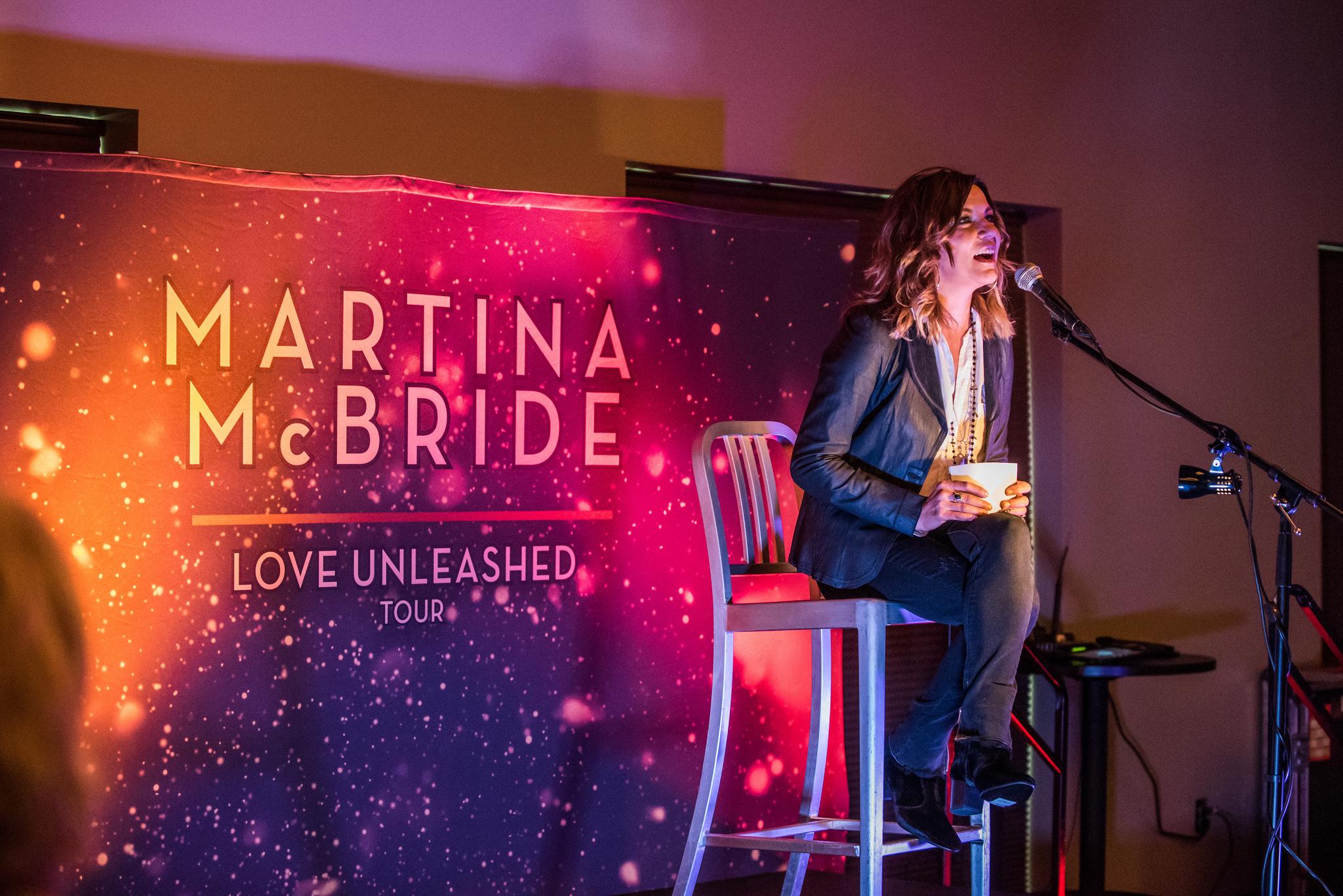Martina Mcbride The Joy Of Christmas Tour 2017 Cid