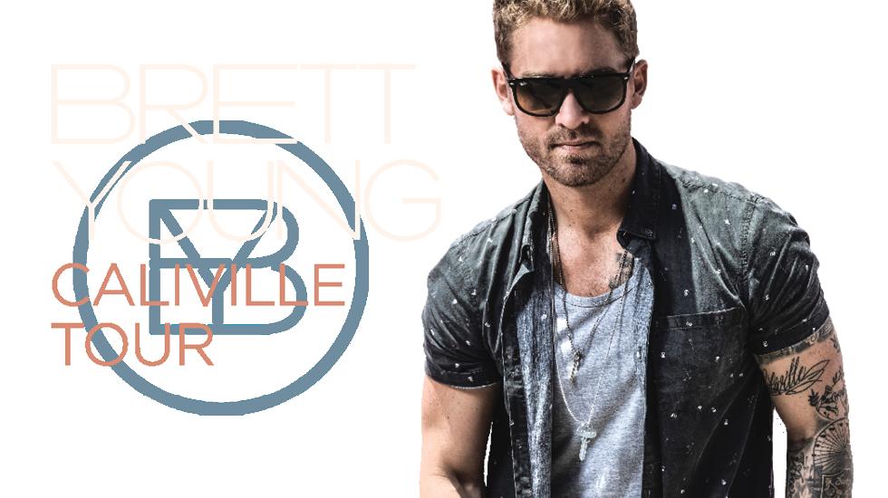 Brett Young Fall Tour 2017