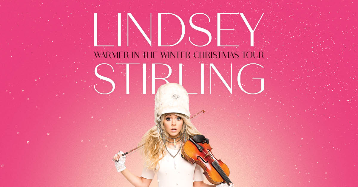 Image result for lindsey stirling warmer in the winter tour