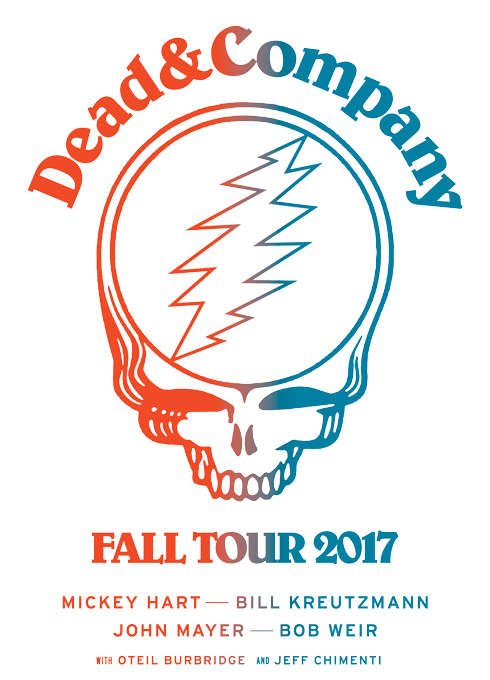 Dead and Company Fall Tour 2017